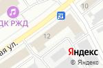Схема проезда до компании Алена в Кирове