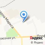 ТехноСнабСервис на карте Кирова