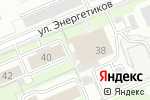 Схема проезда до компании ТехноСнабСервис в Кирове