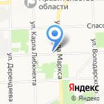Академия знаний на карте Кирова