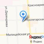 Передвижной плазмоцентр на карте Кирова