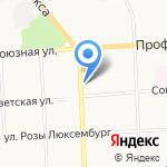Бакалея на карте Кирова
