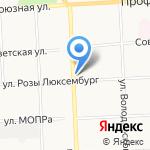 Кировский Хлебозавод №5 на карте Кирова