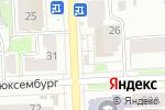 Схема проезда до компании Киоск по продаже хлебобулочных изделий в Кирове