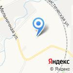 Автохозяйство на карте Кирова