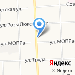 ФЕМИДА на карте Кирова