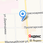Микс на карте Кирова