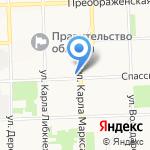 Кировэнерго на карте Кирова