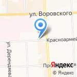 Предвкушение на карте Кирова