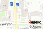 Схема проезда до компании Конфетный букет в Кирове