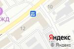 Схема проезда до компании Абсолют в Кирове