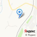 Галерея на карте Кирова