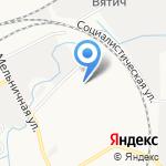 Евро-5 на карте Кирова