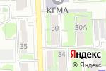 Схема проезда до компании Магазин семян на ул. Карла Маркса в Кирове