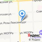 Аптека №1 на карте Кирова