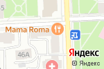 Схема проезда до компании VENERA в Кирове