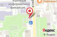 Схема проезда до компании Детская музыкальная школа, МБУ ДО в Михайловске