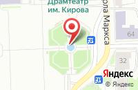 Схема проезда до компании Завод «Агротехника» в Кирове