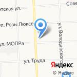 Красная шапочка на карте Кирова