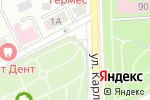 Схема проезда до компании Магазин цветов в Кирове