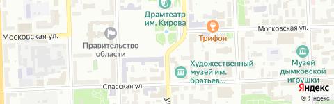 610006, г. Киров, ул. Мельникова, 20А
