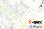 Схема проезда до компании Мастер Смит в Кирове