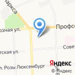 DANKE на карте Кирова