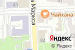 Схема проезда до компании Мастерская по изготовлению ключей в Кирове