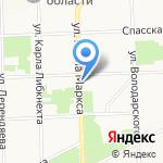 Мастерская по изготовлению ключей на карте Кирова
