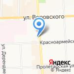Предприятие ЖКО на карте Кирова