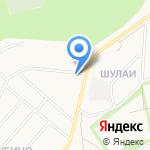 АТЭКС на карте Кирова