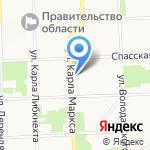 Флорист43 на карте Кирова