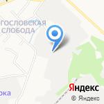 Вятка-АгроДизель на карте Кирова