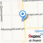 Академия иностранных языков на карте Кирова