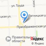 Центр стратегического развития информационных ресурсов и систем управления на карте Кирова