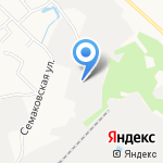 Металлокрас на карте Кирова