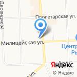 Оптово-розничная компания по продаже обуви на карте Кирова