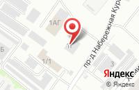 Схема проезда до компании Интайм в Дубовом