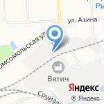 Медком-МП на карте Кирова