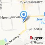 Отдел по борьбе с экономическими преступлениями на карте Кирова
