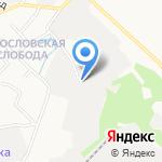 Агротехснаб на карте Кирова