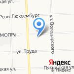 Проспект на карте Кирова