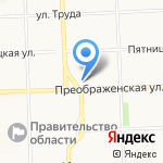 Европа Авто на карте Кирова