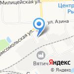 Ваш шиномонтаж на карте Кирова