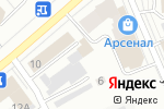 Схема проезда до компании Главное бюро медико-социальной экспертизы по Кировской области в Кирове