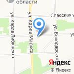 Мясная сказка на карте Кирова