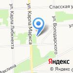 ВятЗемлеСтрой на карте Кирова
