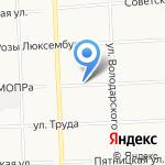 Классик на карте Кирова