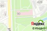 Схема проезда до компании Областной гериатрический центр в Кирове