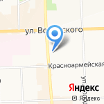 Центр дополнительного образования на карте Кирова